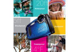 Fujifilm Waterproof Camera